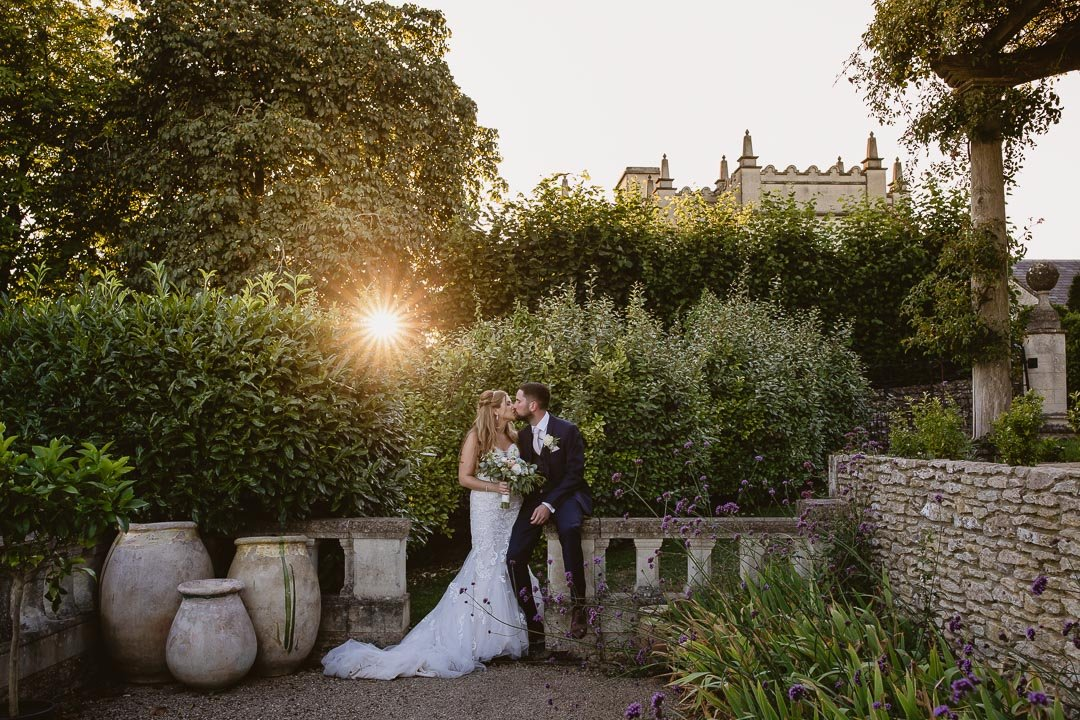 Married at The Lost Orangery