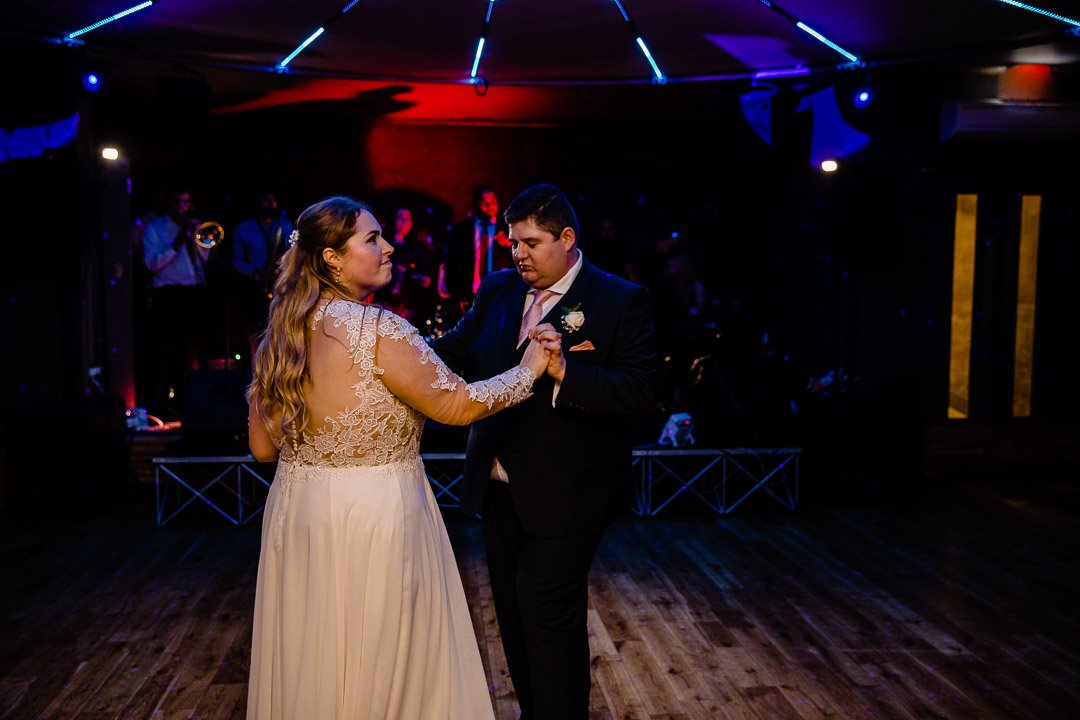 Elmore Court first dance