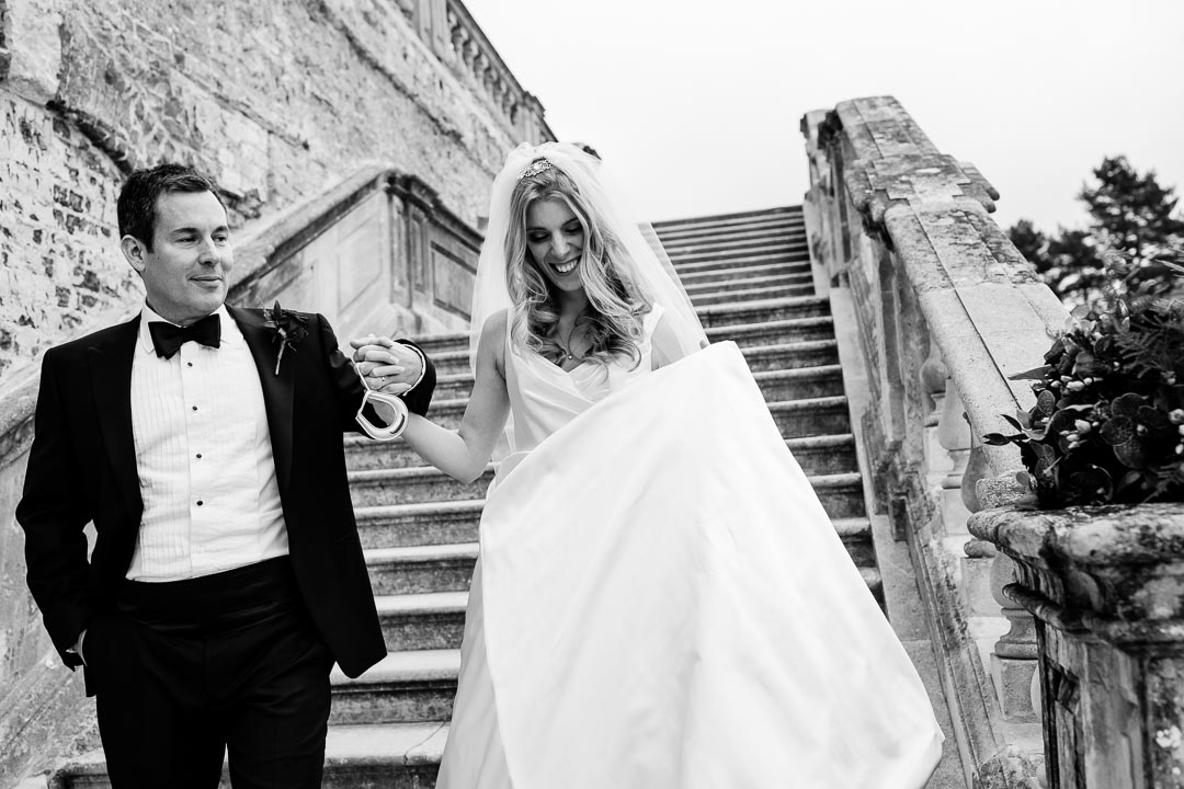 Romantic photos at Cliveden House