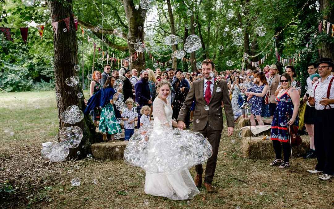 FESTIVAL STYLE WEDDINGS