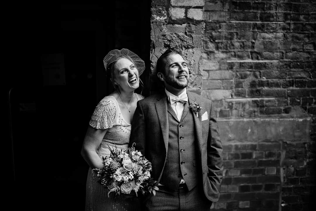 Portrait of Vicky and Tom