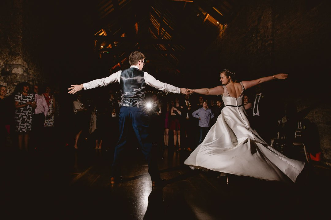 First dance moves