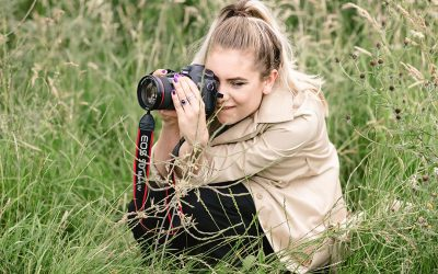 Introducing Alice – My daughter and photography assistant!