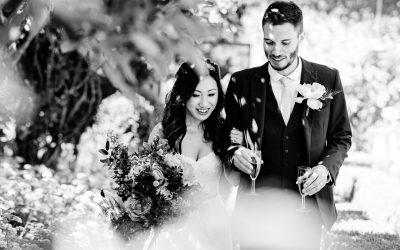 Wedding at Bignor Park