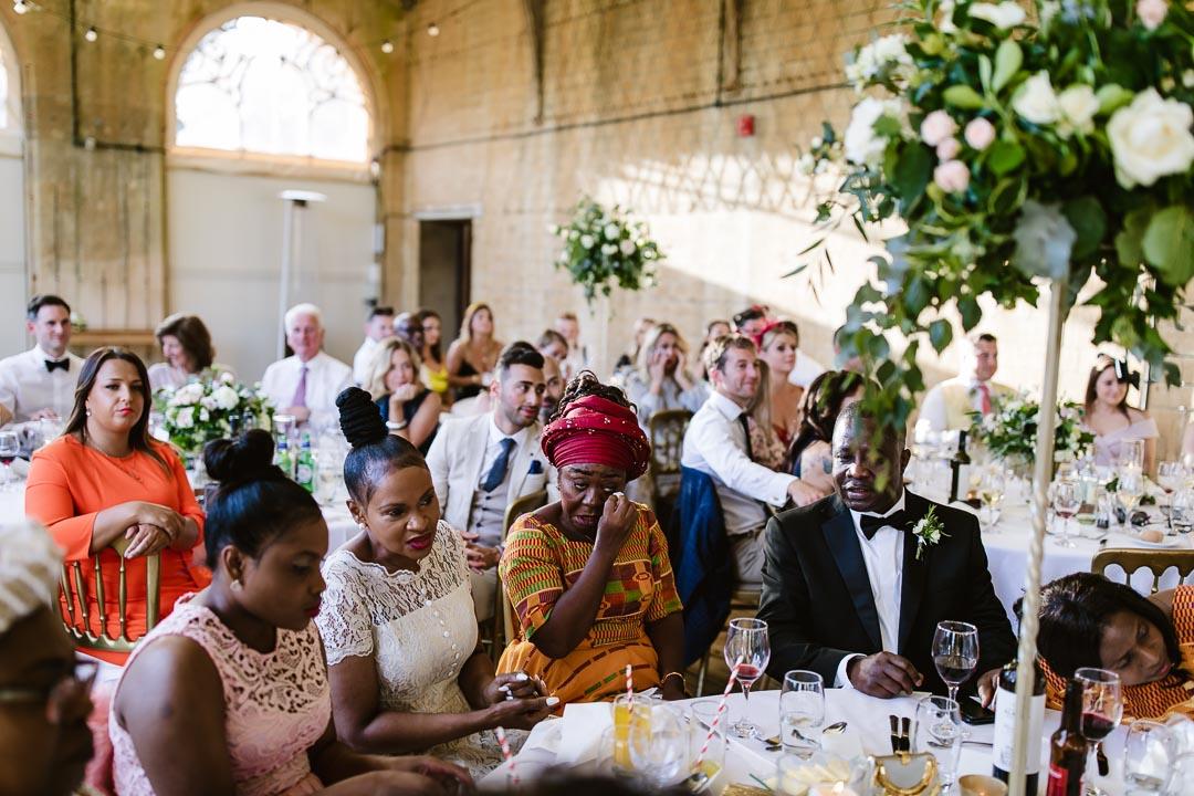 Grittleton House Wedding