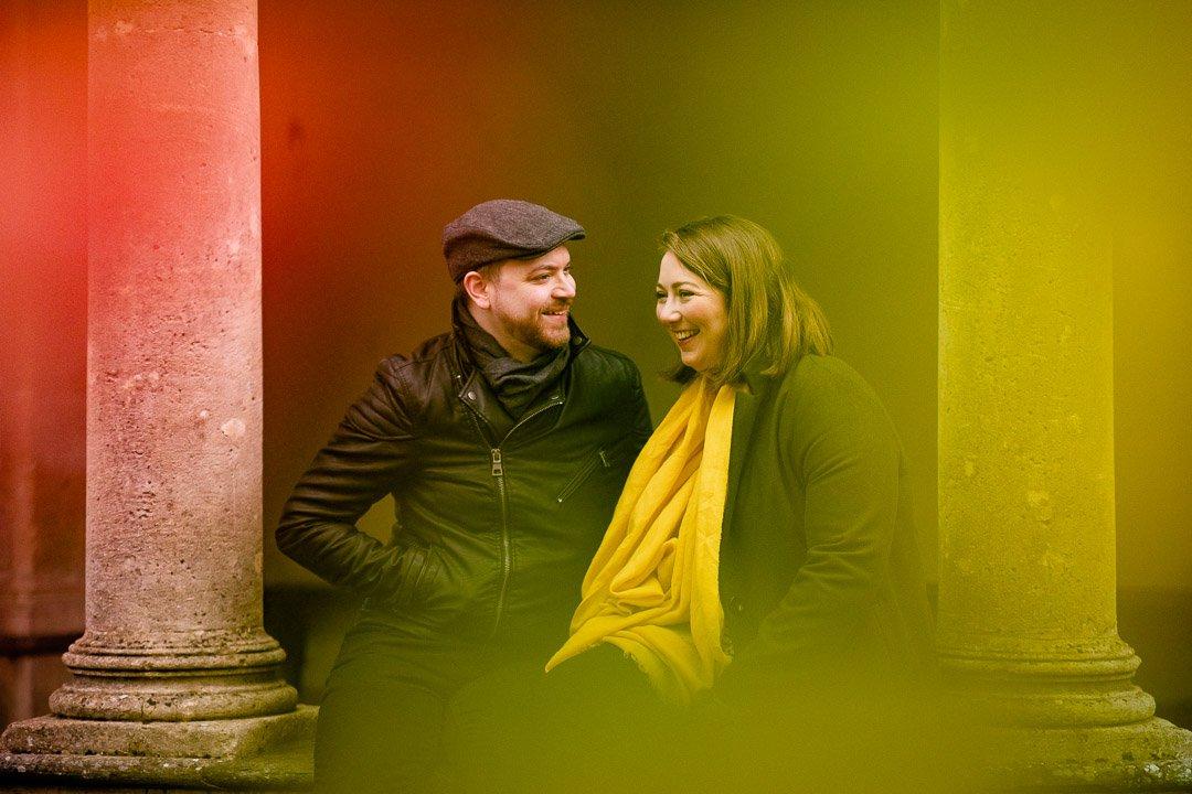 post wedding shoot in Bath