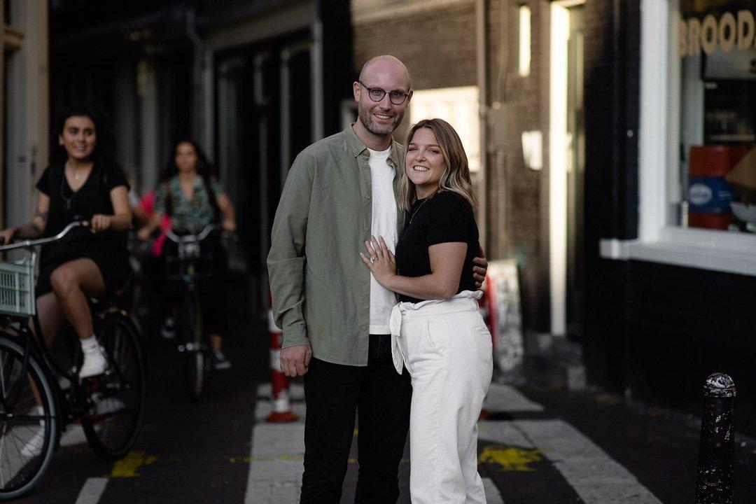 Amsterdam Engagement shoot