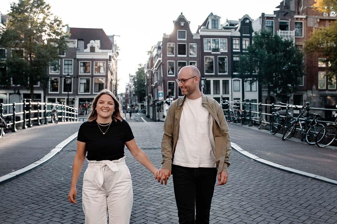 Amsterdam Engagment Shoot
