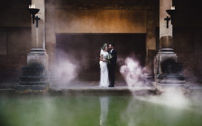 Planning Your Roman Baths Wedding