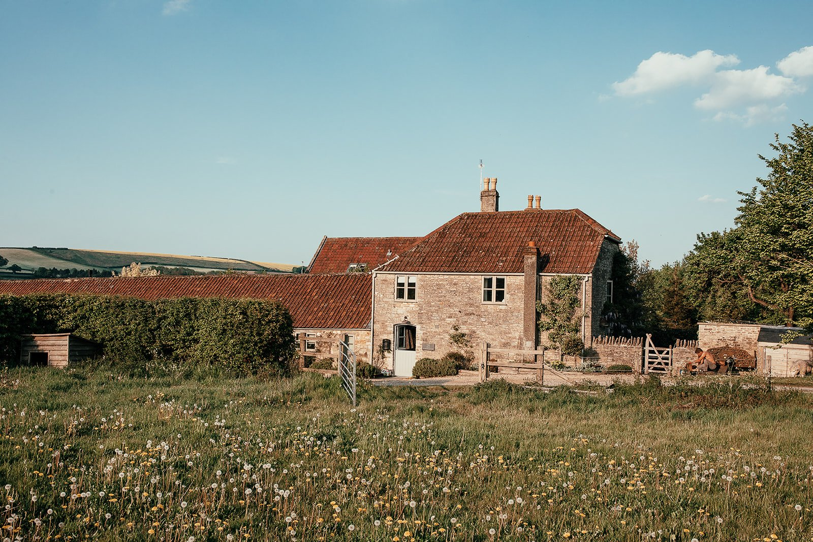 The Old Farmhouse, Castle Farm, Farmborough, Bath