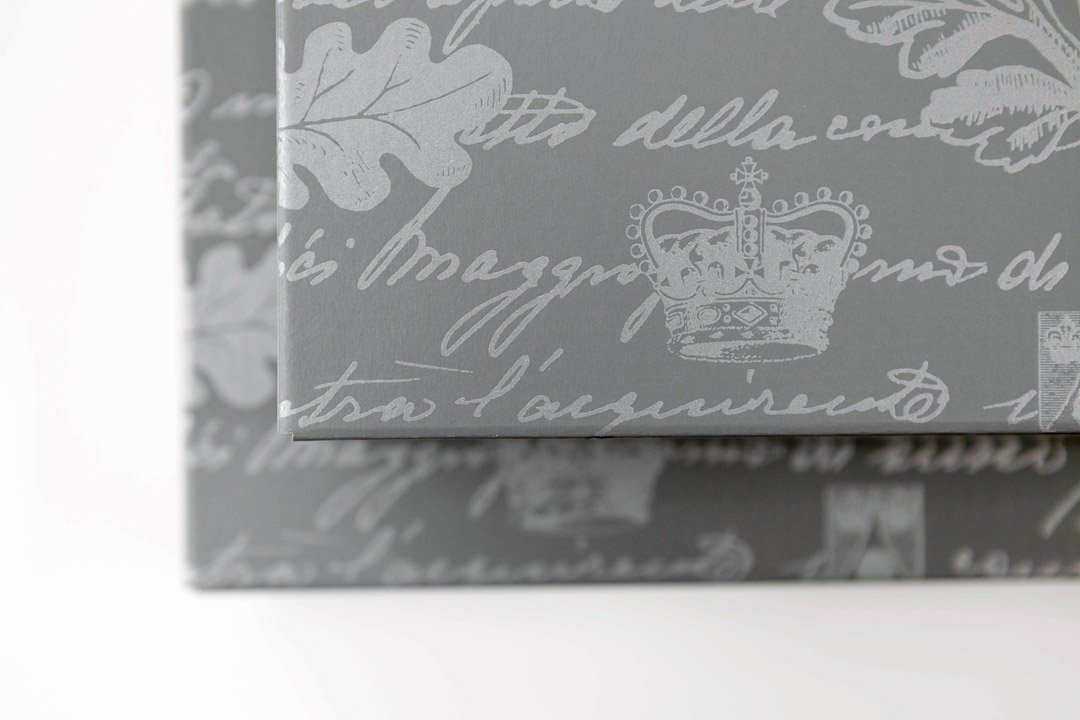 Queensberry packaging
