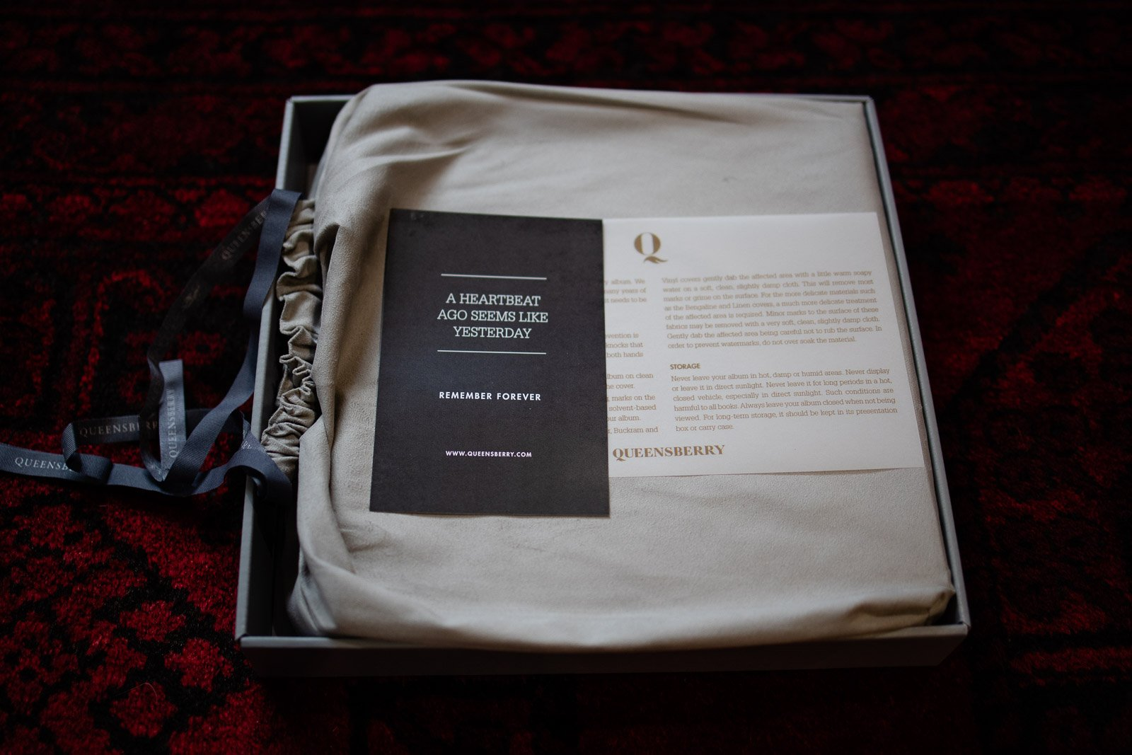 Queensberry standard box